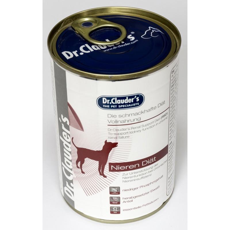 Dr. Clauder's - Dr. Clauder's Diet Dog Renal
