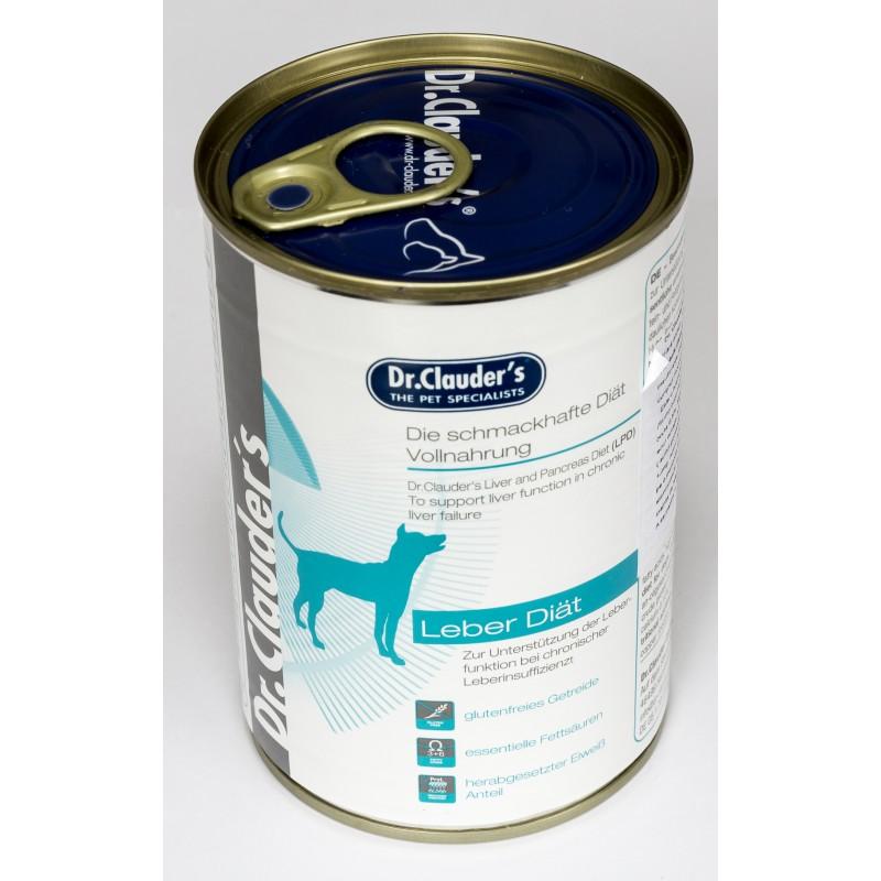 Dr. Clauder's - Dr. Clauder's Diet Dog Hepatic