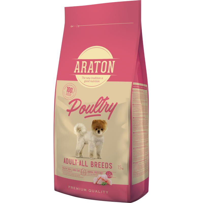 Araton - Araton Dog Adult Poultry