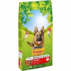 Purina - Proplan - Friskies Active Dog Meat