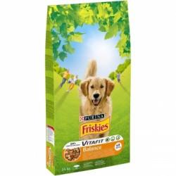 Purina - Proplan - Friskies Dog Balance Pui Si Legume