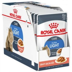Royal Canin - Royal Canin Feline Ultra Light Gravy