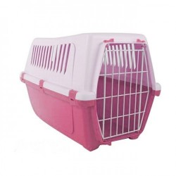 Croci - Cusca Pentru Transport Animale De Companie Roz