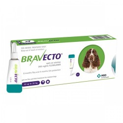Bravecto - Bravecto Spot On Dog (10-20 kg)