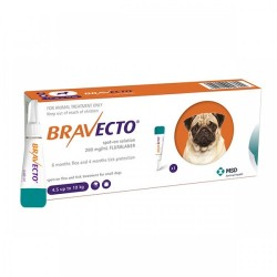 Bravecto - Bravecto Spot On Dog (4.5-10 kg)