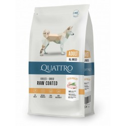 Quattro - Quattro Premium All Breed Adult Cu Carne De Pui