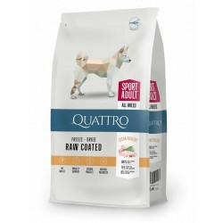 Quattro - Quattro Premium All Breed Active Adult