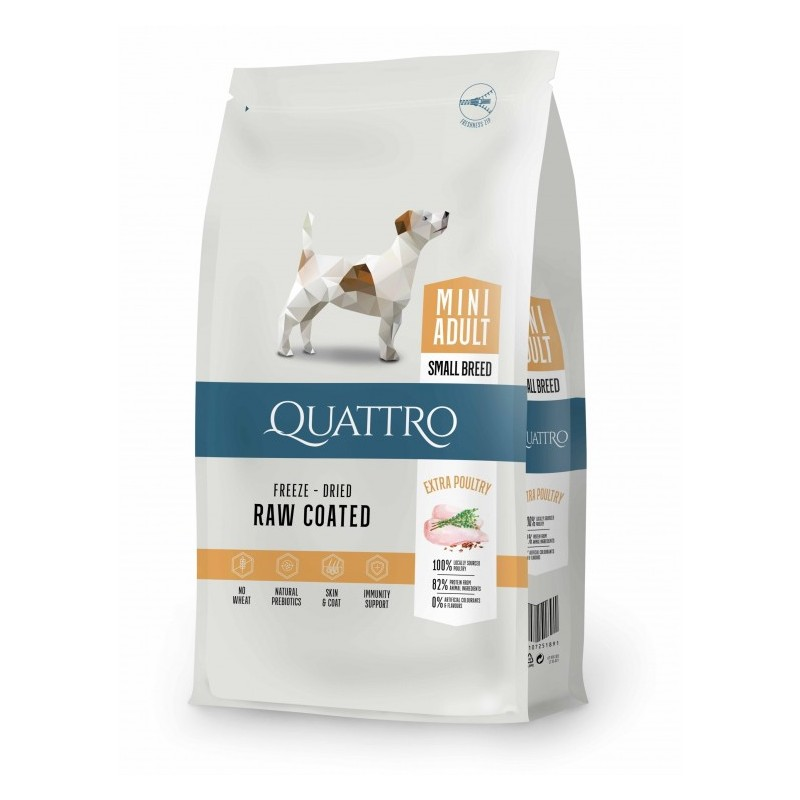 Quattro - Quattro Premium All Breed Mini Adult