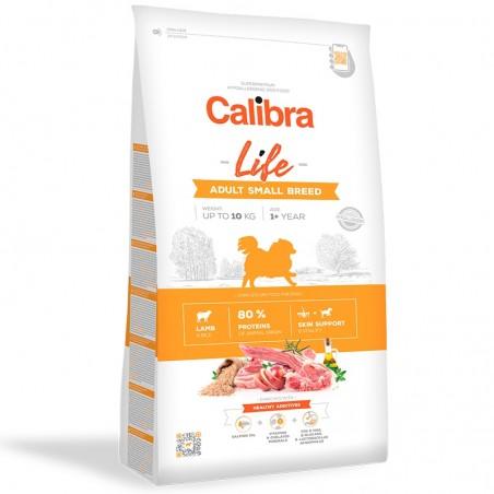 Calibra - Calibra Dog Life Adult Small Breed Cu Miel