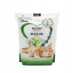 Mr. Biffy - Asternut Igienic Pentru Pisici Cu Mar Verde