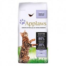 Applaws - Applaws Hrana Uscata cu Rata si Pui