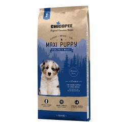 Chicopee - Chicopee Classic Nature Line Maxi Puppy Poultry&Millet