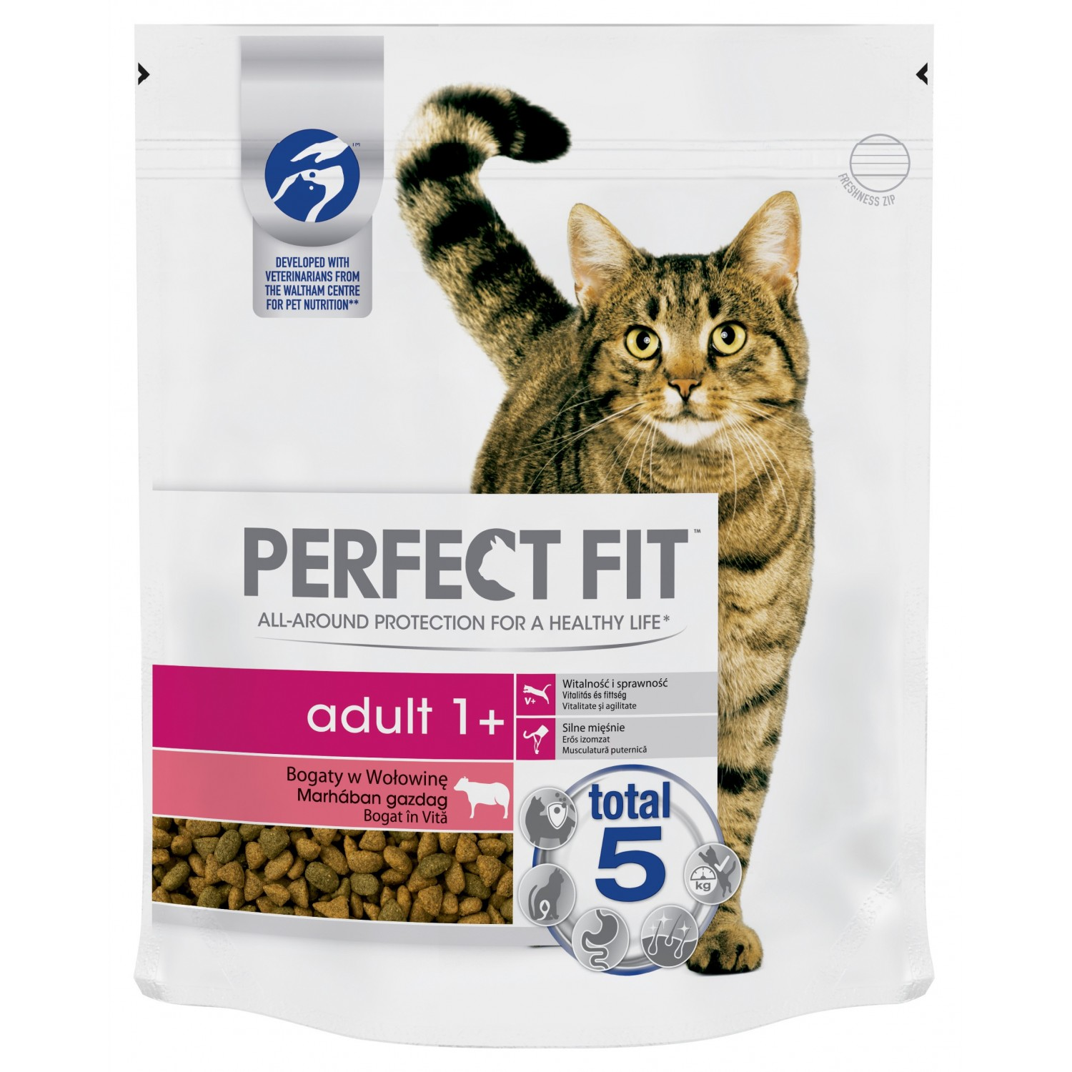 Perfect Fit - Perfect Fit Adult 1+ Pui
