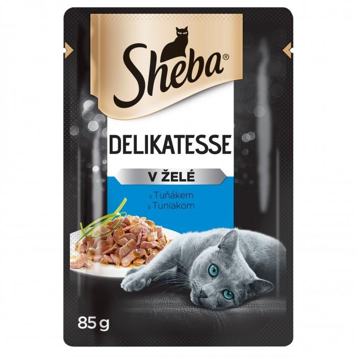 Sheba - Sheba Delicatese cu ton