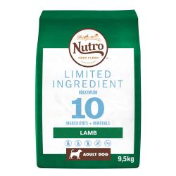 Nutro - Nutro Lim Ingredient adult talie medie miel