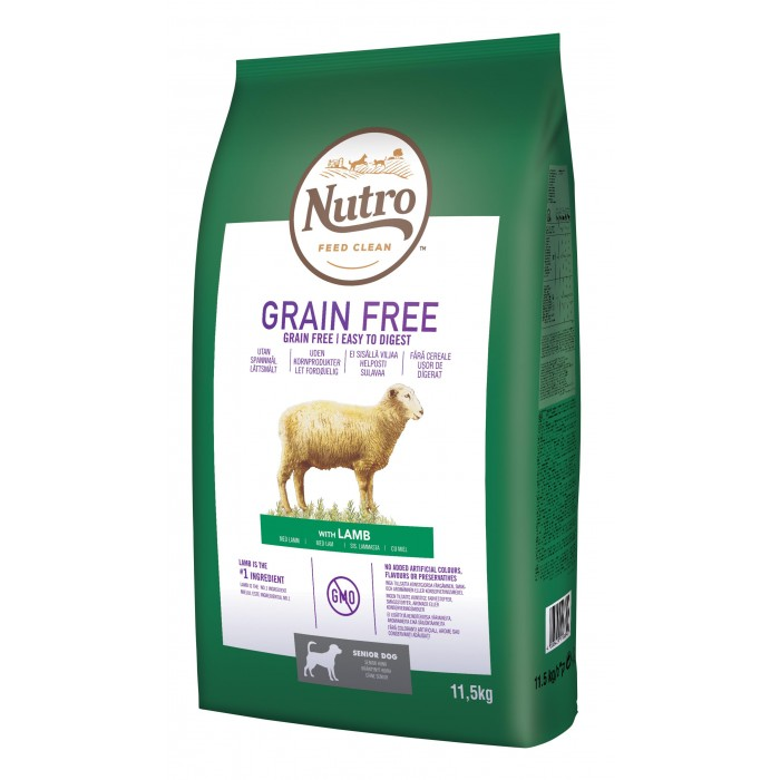 Nutro - Nutro Grain Free Adult Senior