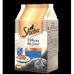 Sheba - Sheba Delices du Jour Selectii de Peste in Sos