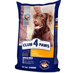 Club 4 Paws - Club 4 Paws Hrana Premium pentru caini adulti cu functia de control al greutatii