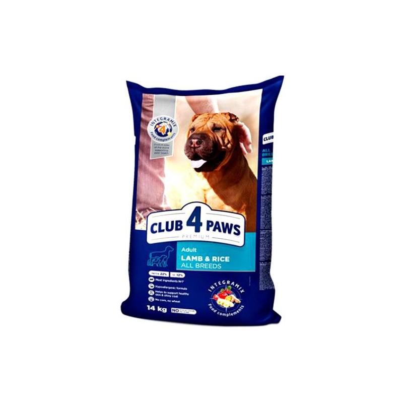 Club 4 Paws - Club 4 Paws Hrana Premium pentru caini adulti predispusi la alergii