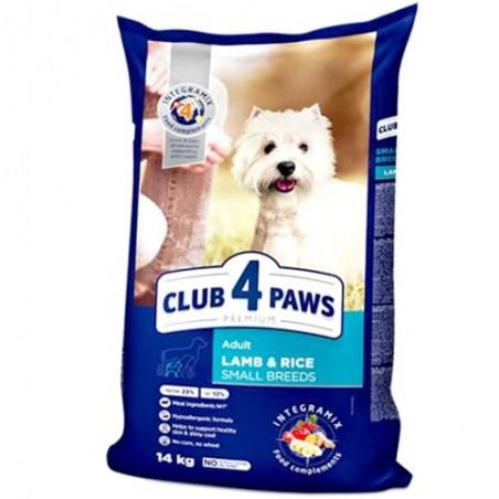 Club 4 Paws - Club 4 Paws Hrana Premium pentru caini de talie mica predispusi la alergii