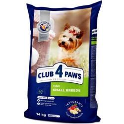 Club 4 Paws - Club 4 Paws Hrana Premium cu pui pentru caini adulti de rase mici de pana la 10 kg