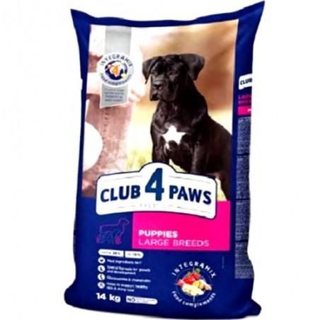 Club 4 Paws - Club 4 Paws Hrana Premium pentru catelusi de talie mare cu carne de pui