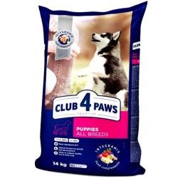 Club 4 Paws - Club 4 Paws Hrana Premium pentru toate rasele de catelusi