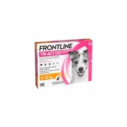 Frontline - Frontline Tri-Act Spot-On Antiparazitar uz extern pentru caini cu greutatea intre 5 si 10 kg