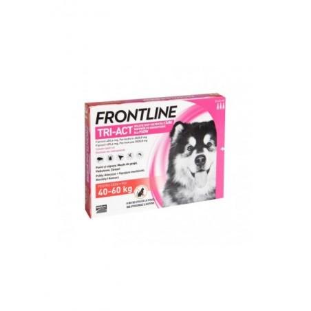 Frontline - Frontline Tri-Act Spot-On Antiparazitar uz extern pentru caini cu greutatea intre 40 si 60 kg