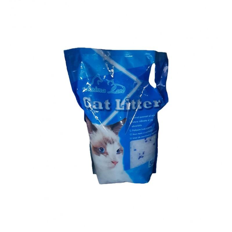 Long Feng - Silica Gel Cat Litter silicat special pentru pisici