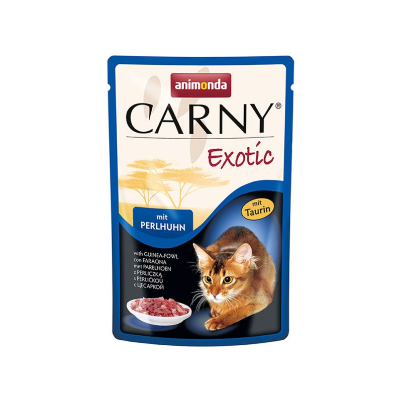 Animonda - GranCarno - Animonda Carny Exotic Bibilica, hrana umeda pentru pisici