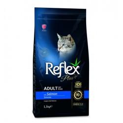 Reflex Plus - Reflex Plus Adult Cat cu Somon, Hrana uscata pentru pisici