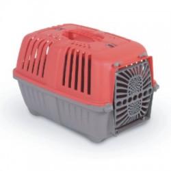 - MPS Cusca transport Praktico plastic,  ideala pentru transportul cainilor de talie mica sau pisici