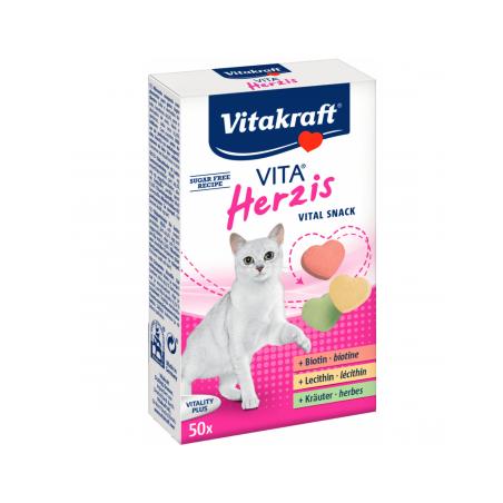 Vitakraft - Vitakraft Vita Herzis Supliment pentru pisici