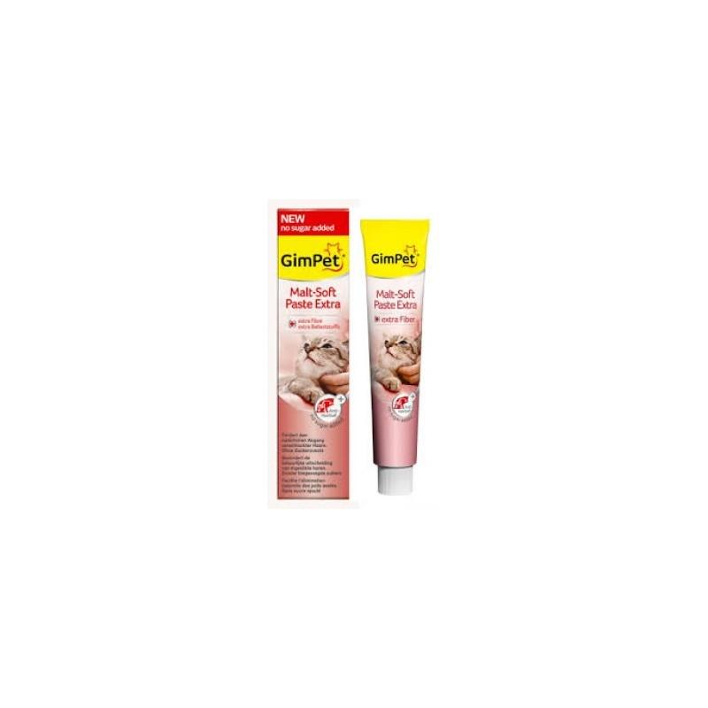 Gimpet - Gimpet Pasta Malt Soft Extra, supliment recomandat pentru eliminarea ghemurilor de par