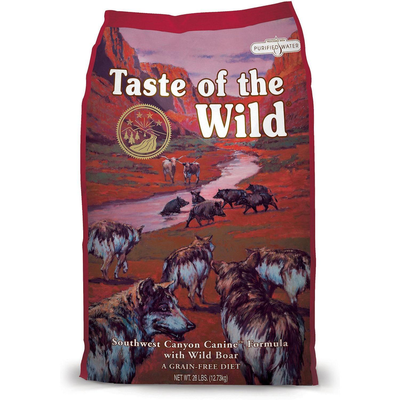 Taste of The Wild - Taste of The Wild - Southwest Canyon® Canine Formula cu Mistret