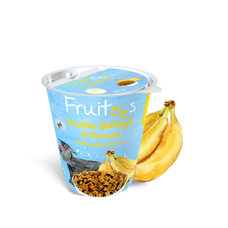 Bosch - Bosch Fruitees Banana Recompense pentru caini