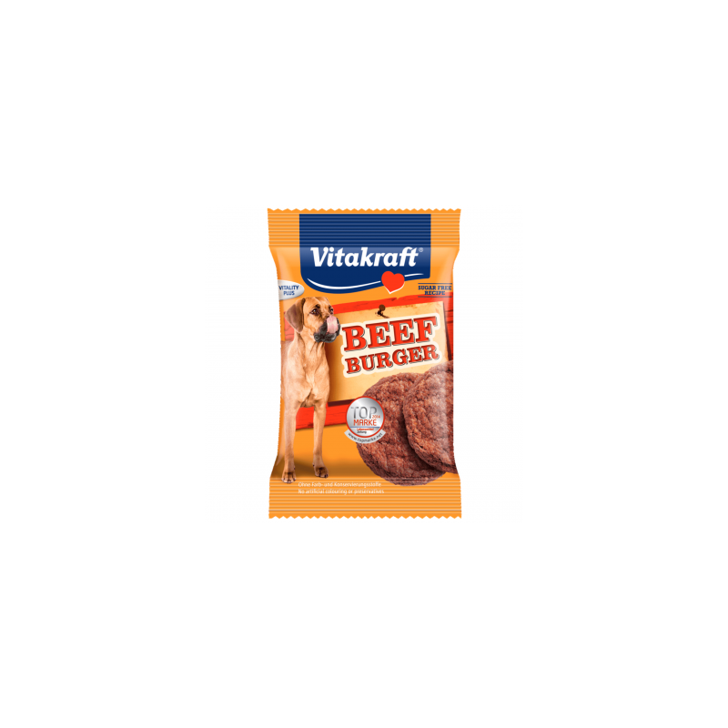 Vitakraft - Vitakraft Beef Burger Recompensa pentru caini