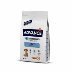 Advance - Advance Dog Adult Mini Light, Hrana uscata pentru caini adulti talie mica
