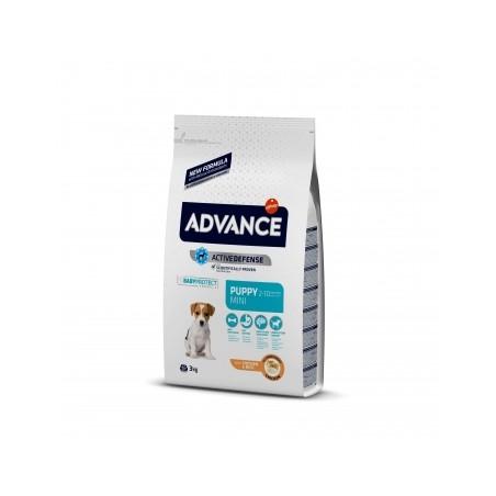 Advance - Advance Dog Mini Puppy Protect, Hrana uscata pentru pui de catel de talie mica