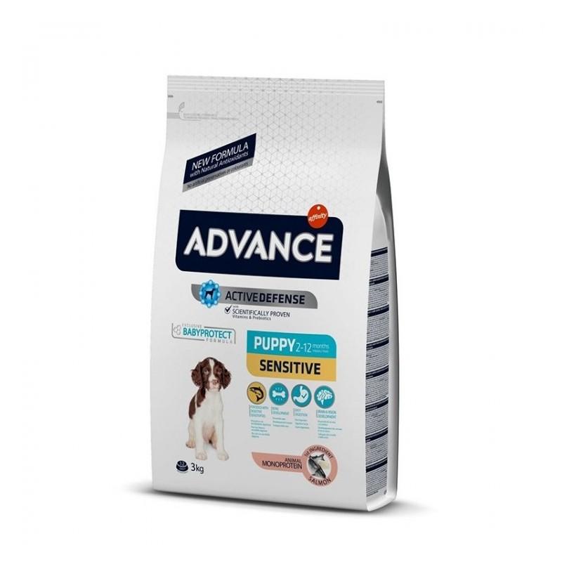Advance - Advance Dog Puppy Sensitive Hrana uscata pentru caini juniori