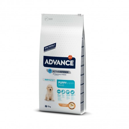 Advance - Advance Dog Maxi Puppy Protect Hrana uscata pentru catei de talie mare de la 2 la 12 luni