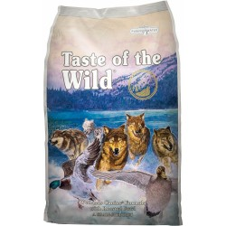Taste of The Wild - Wetlands Canine® Formula cu Rata Salbatica