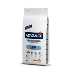 Advance - Advance Dog Medium Light Hrana uscata pentru caini adulti supraponderali