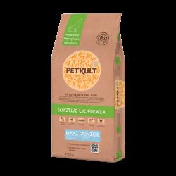 Petkult - Petkult Sensitive Maxi Junior cu miel si orez