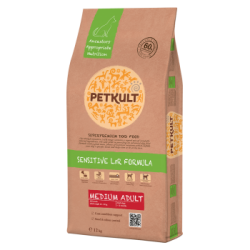 Petkult - Petkult Sensitive Medium Adult cu miel si orez