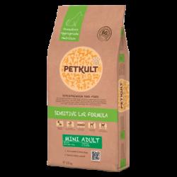Petkult - Petkult Sensitive Mini Adult cu miel si orez