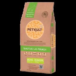 Petkult - Petkult Sensitive Mini Junior cu miel si orez
