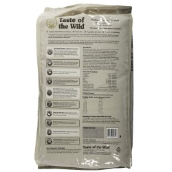 Taste of The Wild - Wetlands Canine® Formula cu Rata Salbatica