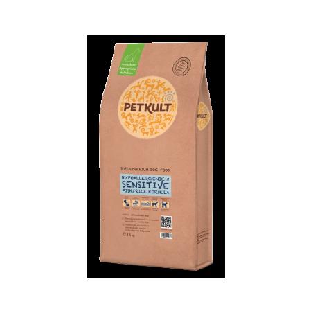 Petkult - Petkult Sensitive cu peste si orez